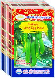 เมล็ดมะเขือยาว