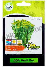 กวางตุ้งดอกเขียว อาชา