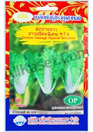 เมล็ดผักกาดขาวปลี M.T.5